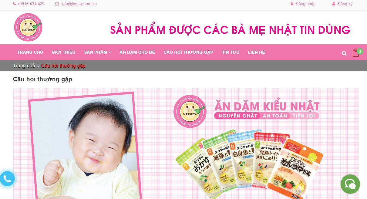 quan-tri-website-ban-hang-thuc-pham-me-va-be